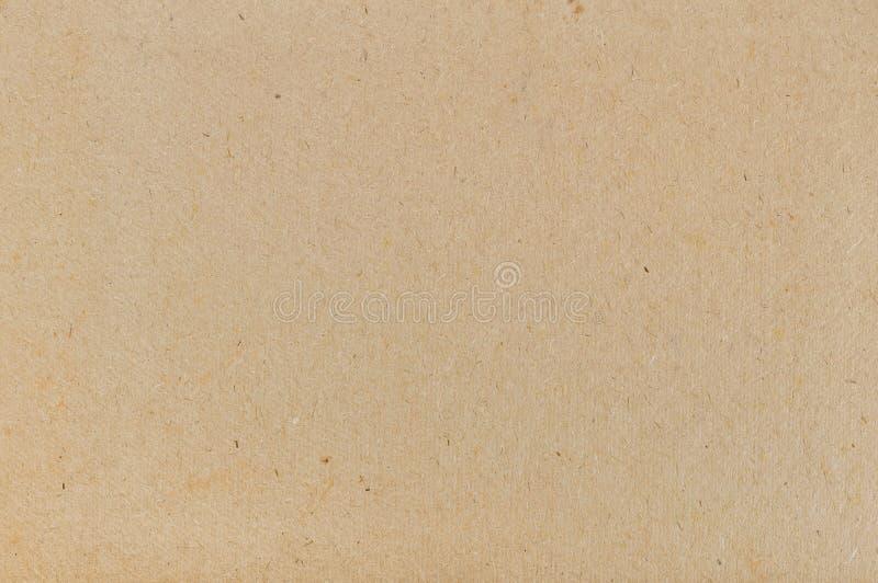 Texture de carton de Brown image stock