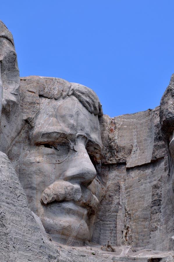 Plan rapproché de Theodore Roosevelt photo libre de droits
