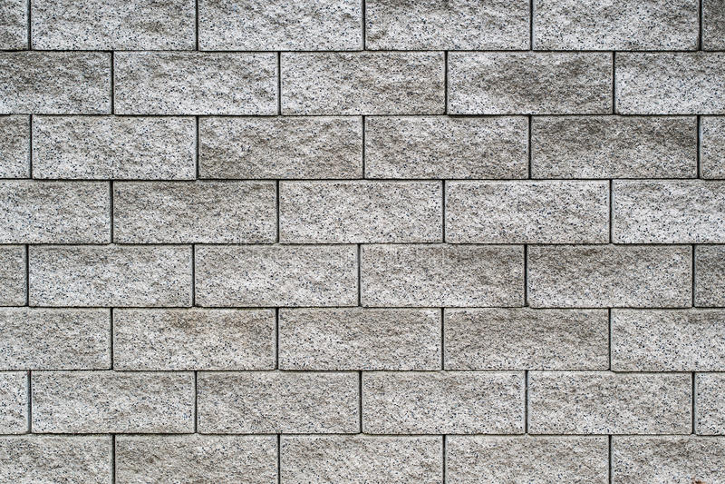 Salon Brique Grise : Plan rapproché de vieille façade grise brique photo