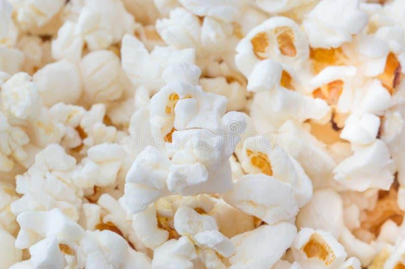 Plan rapproché du maïs de bruit blanc image libre de droits