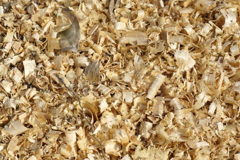 Plan rapproché matériel de fond de grande texture en bois de sciure photo libre de droits