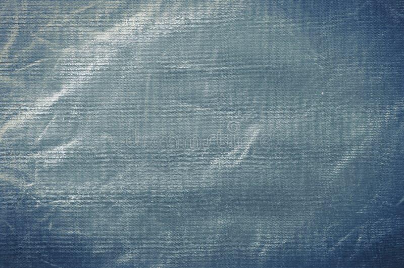 Plan rapproché réfléchi argenté de texture d'écran photo libre de droits