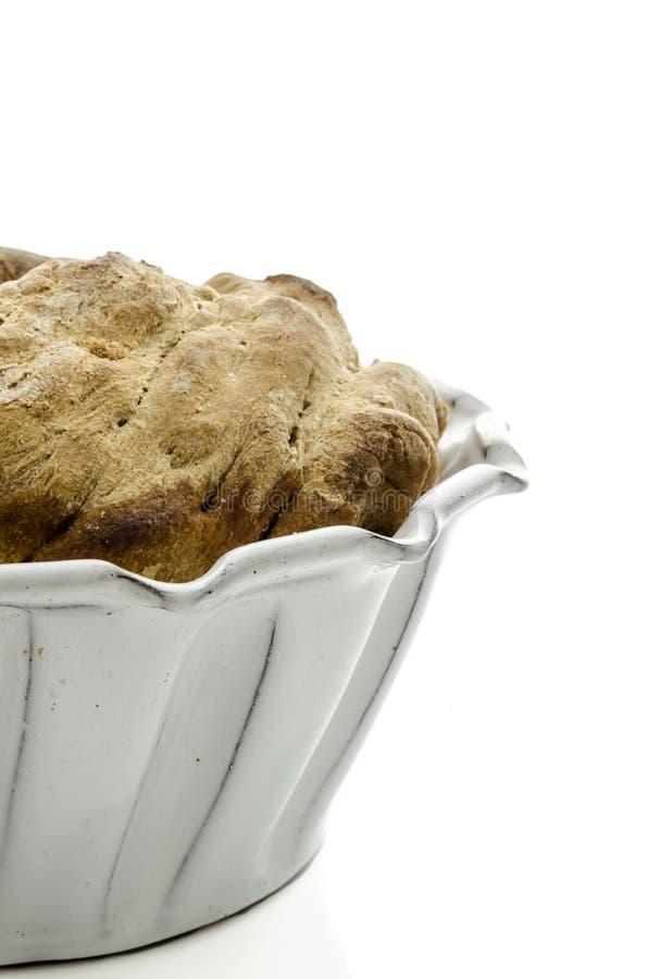 Plan rapproch? de pain fait maison photo libre de droits
