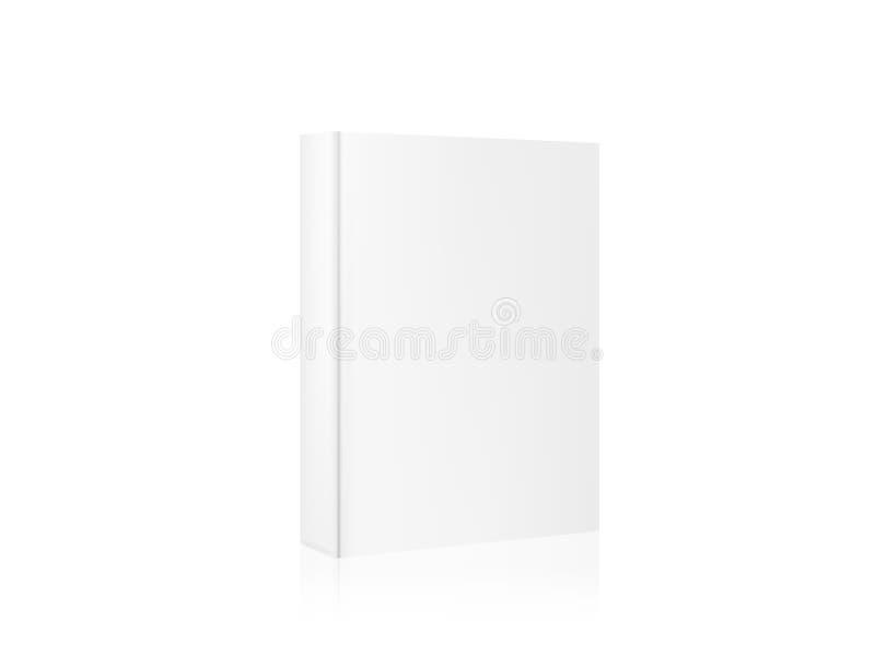 Plan, Schablonenmodellbuch für Ihr Design Ein realistisches Buch 3D Auch im corel abgehobenen Betrag lizenzfreie abbildung