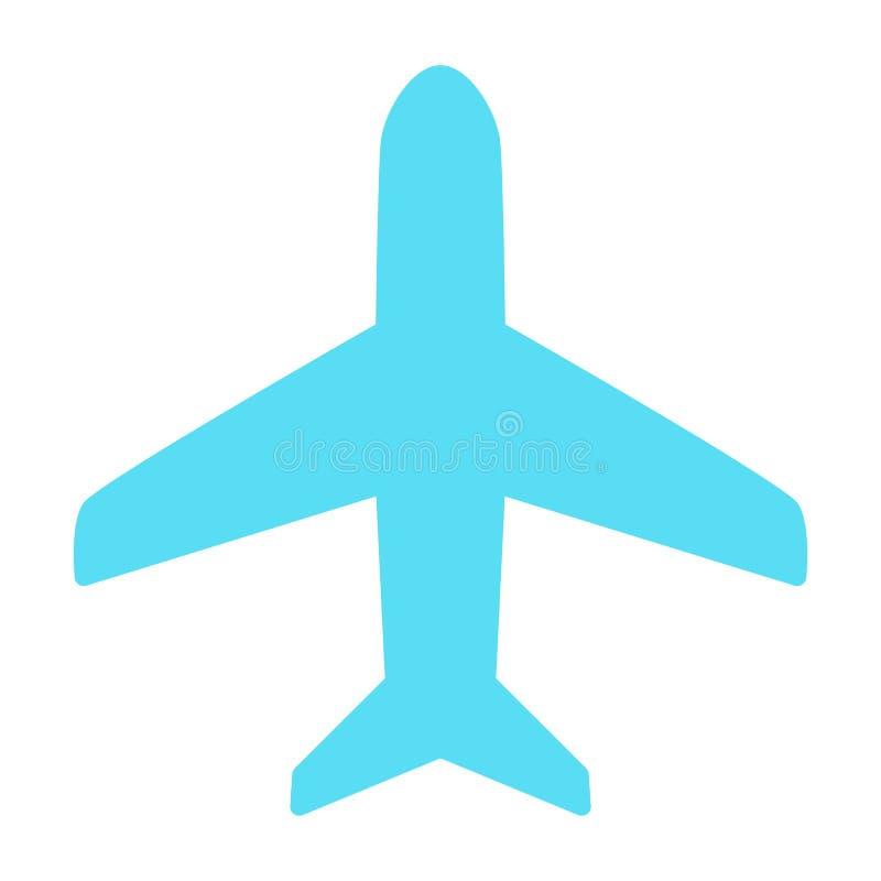 Plan symbol Enkel minsta Pictogram 96x96 för vektor royaltyfri illustrationer
