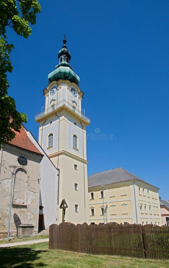 Plana, republika czech zdjęcie royalty free