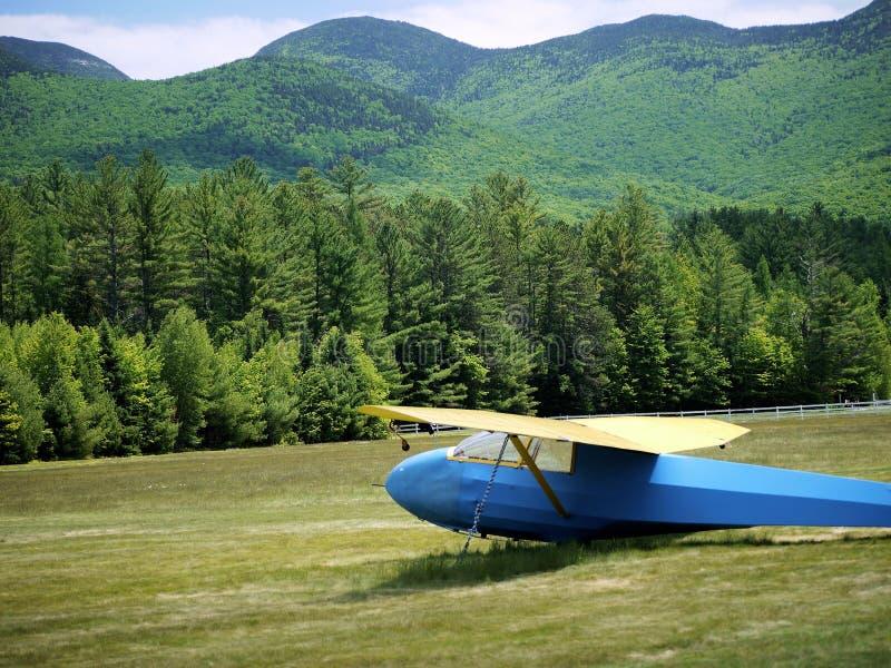 Planador em New Hampshire fotos de stock