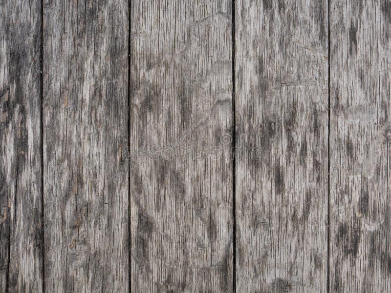 Plance di legno grige invecchiate fotografie stock libere da diritti