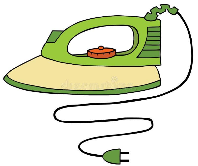 Plancha ilustración del vector