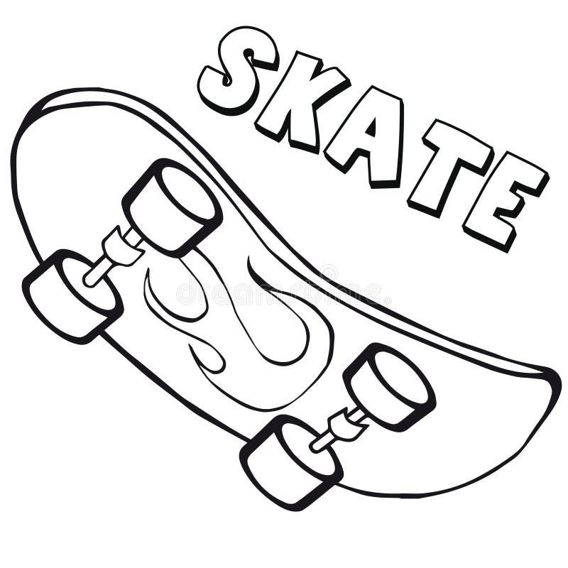 Dessin Pour Skateboard