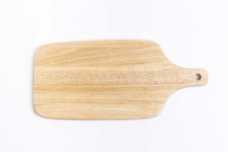 Planche ? d?couper en bois photographie stock libre de droits