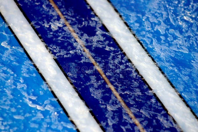 Planche de surfing avec de la cire photo libre de droits