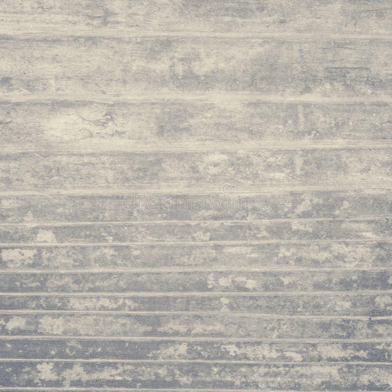 Planche en bois blanche de vintage comme texture image stock
