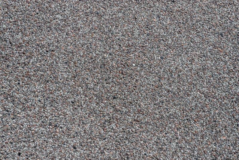 Plancher coloré de ciment avec les puces de marbre comme fond photo libre de droits