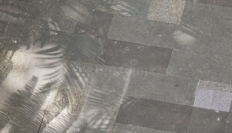 Plancher de granit pour le plancher extérieur de trottoir photo libre de droits