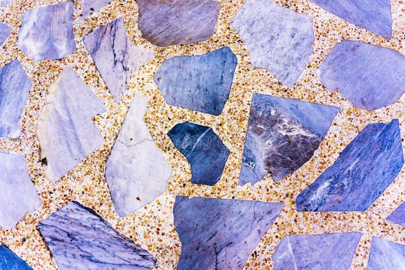 Plancher de roche photos stock