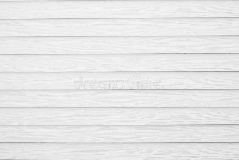 Plancher en bois blanc ou gris-clair pour la décoration extérieure et intérieure image libre de droits