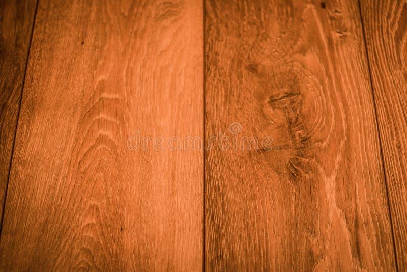 Plancher en bois de bois de charpente images libres de droits