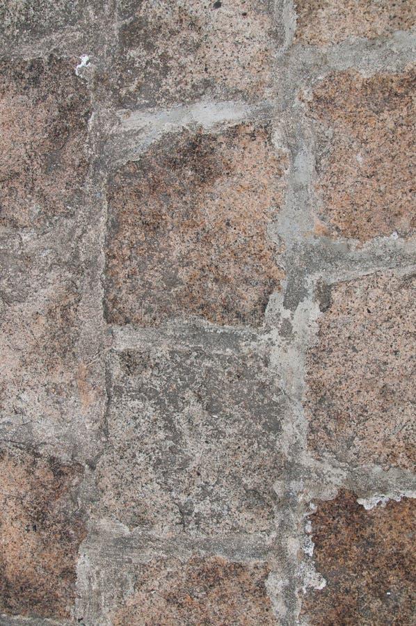Plancher en pierre en Thaïlande photos stock