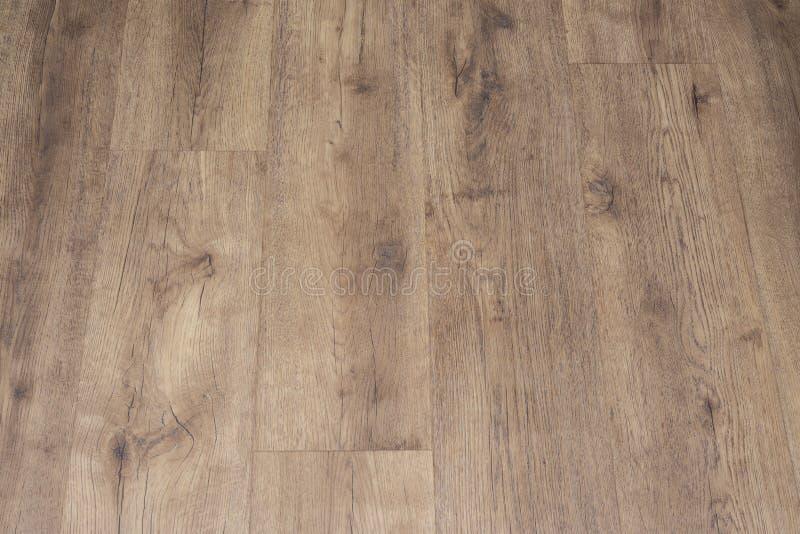 Plancher moderne de vinyle avec la vieille imitation en bois image stock