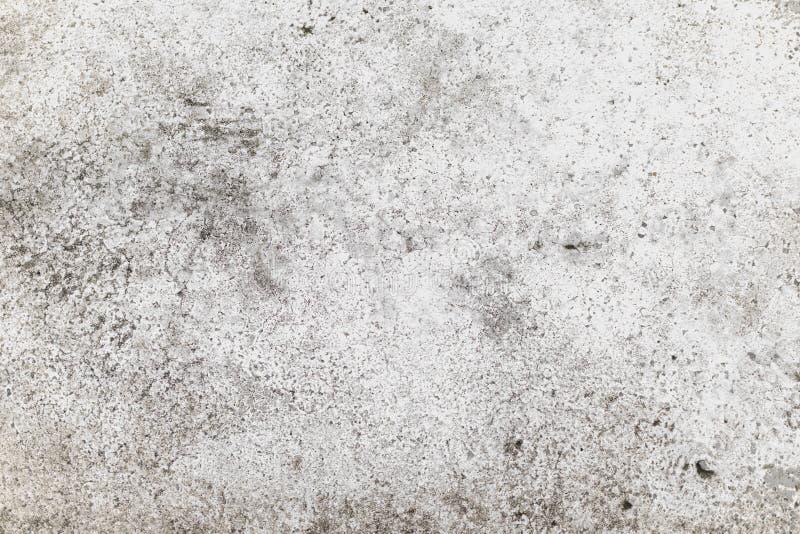 Plancher rugueux et criqué de ciment photos stock