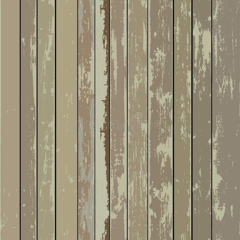 Planches bronzages de verticale de vintage de la BG photographie stock libre de droits