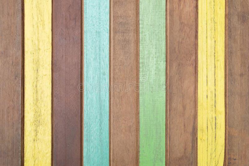 Download Planches Peintes Et Planches En Bois Pour Le Fond Image stock - Image du rétro, fond: 87709297
