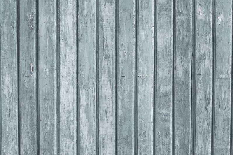 Planches verticales en bois grises dans le style rustique Fond grunge de matériau de construction Conseil en bois de texture Modè image stock