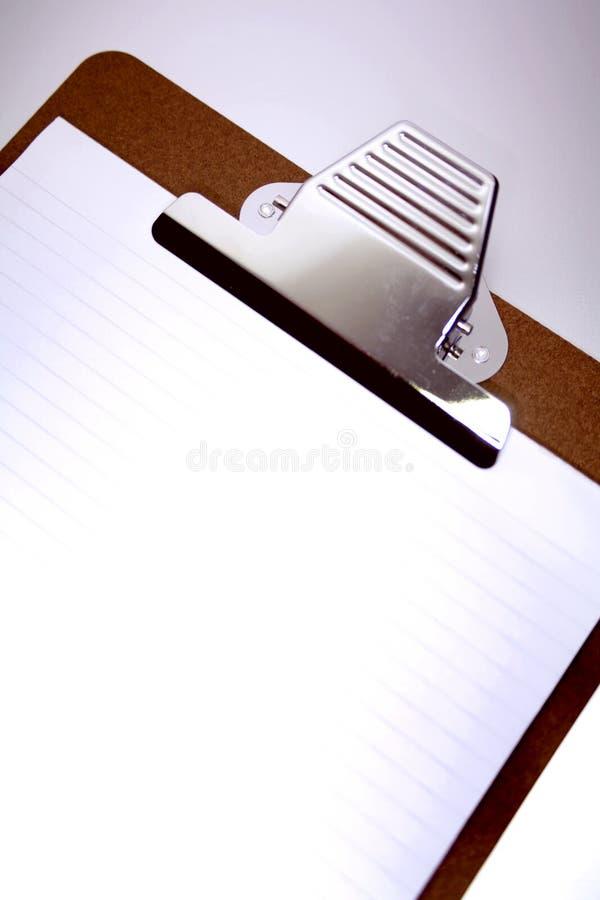 Planchette photo libre de droits