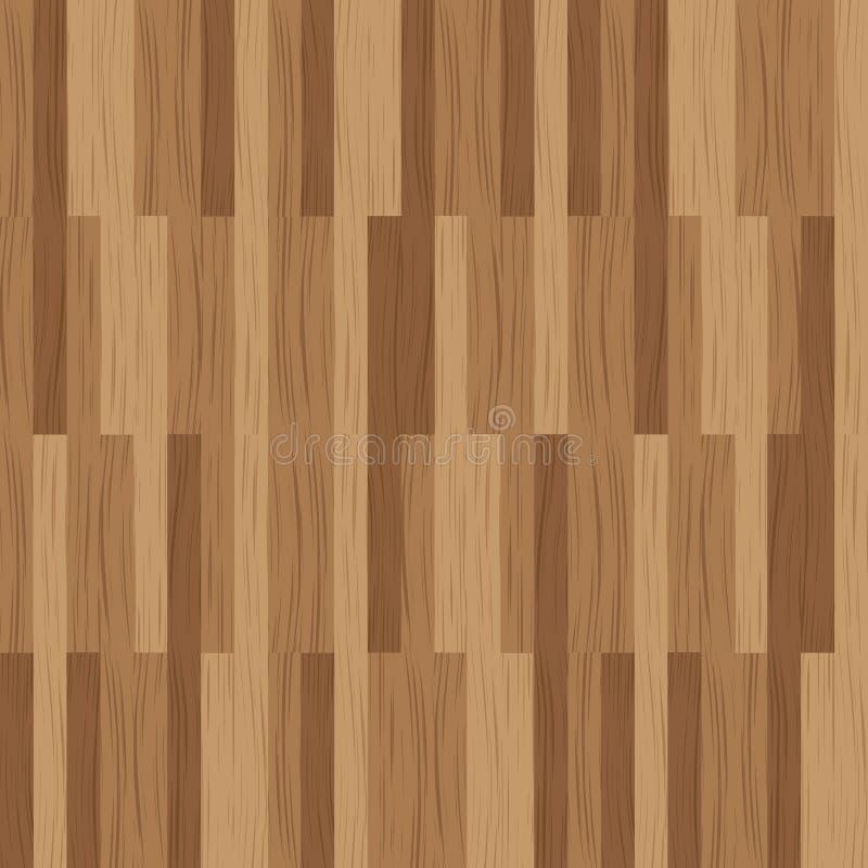 Plancia di legno illustrazione vettoriale