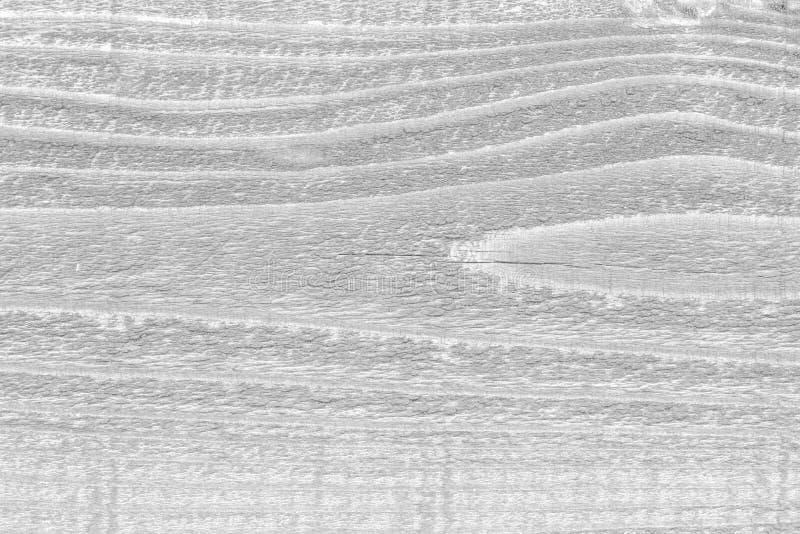 Plancia di legno bianca come struttura e fondo fotografie stock libere da diritti