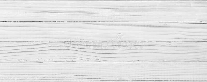 Plancia di legno bianca come struttura e fondo immagini stock libere da diritti