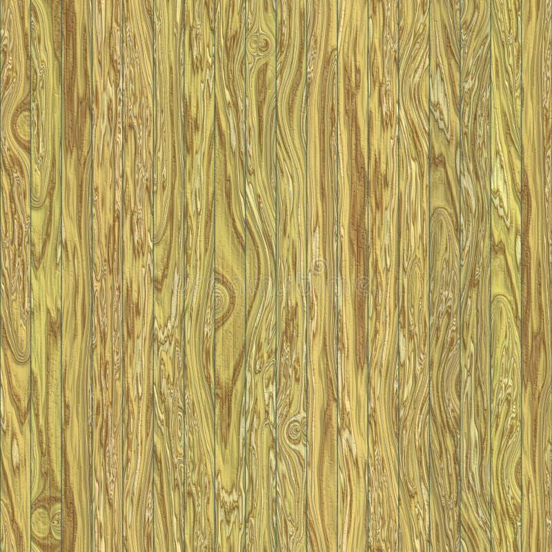 Plancia di legno Struttura senza giunte royalty illustrazione gratis