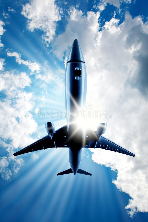 Free Plane Stock Photography - 15379372