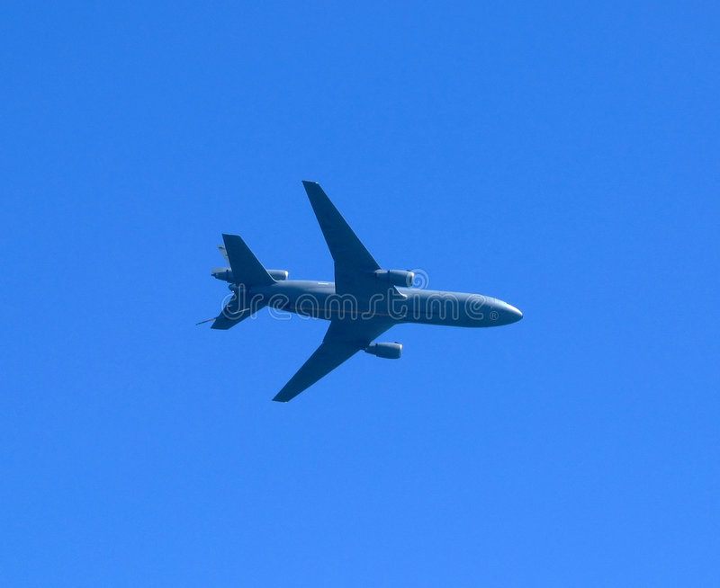 Plane 2 stock photography