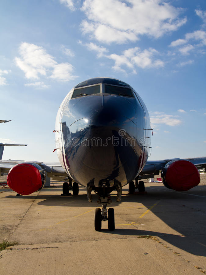 Download Plane stock image. Image of speed, clear, cockpit, airliner - 28299701