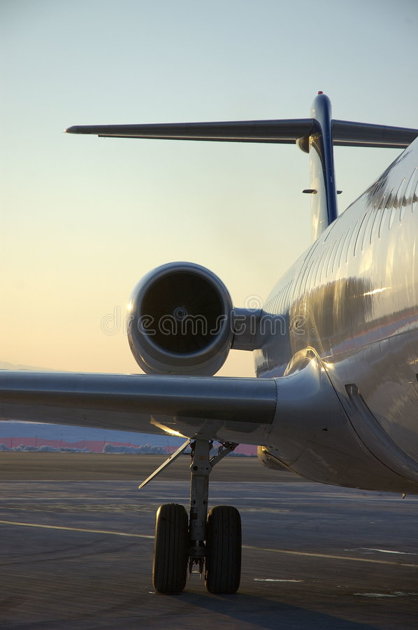 Download Plane at the airport 14 stock photo. Image of part, flying - 1028460