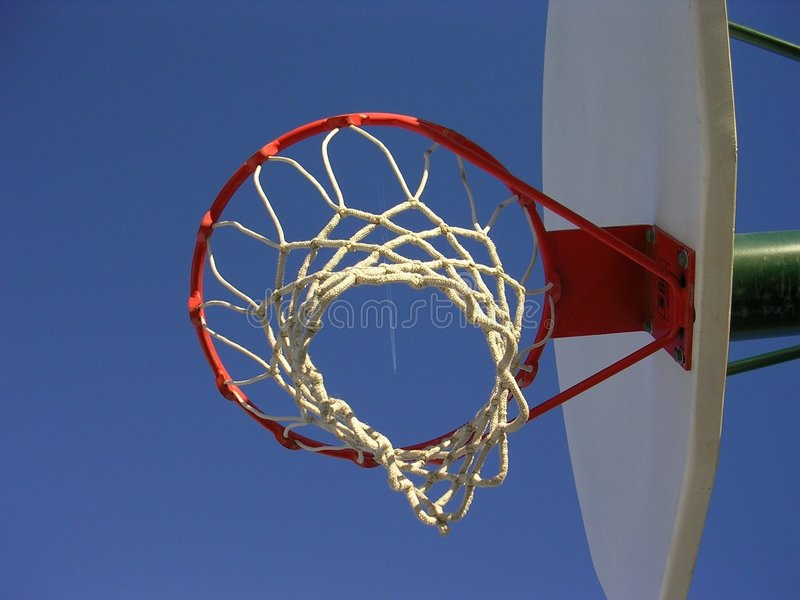 Download Plane In The Hoop Royalty Free Stock Image - Image: 59536