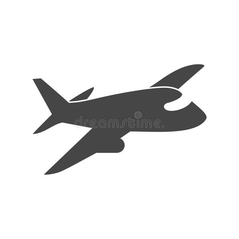 Plane icon. Simple vector icon vector illustration