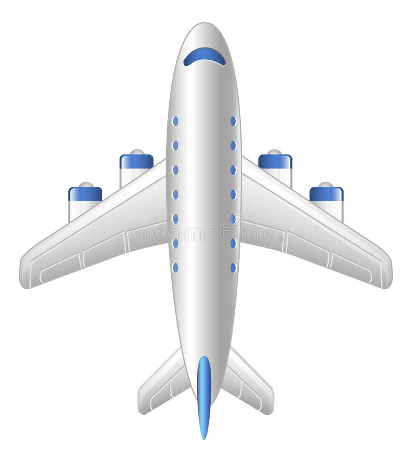 Download Plane icon vector stock vector. Image of symbol, illustration - 25687688