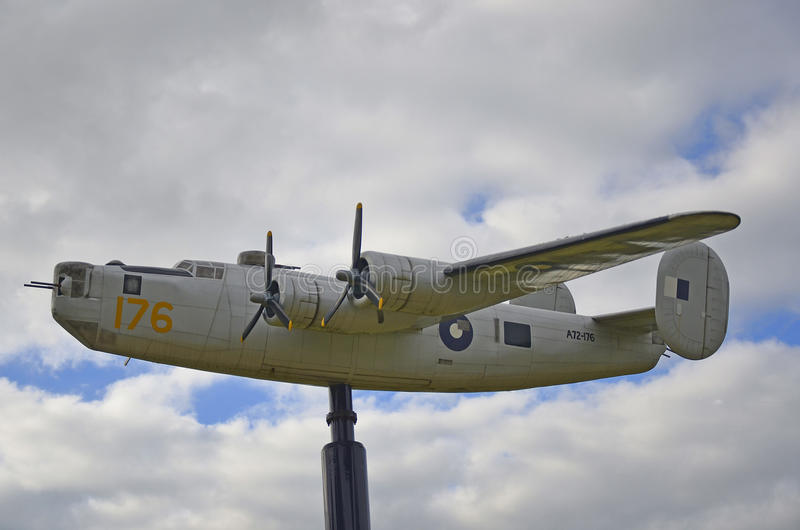 Plane. royalty free stock image