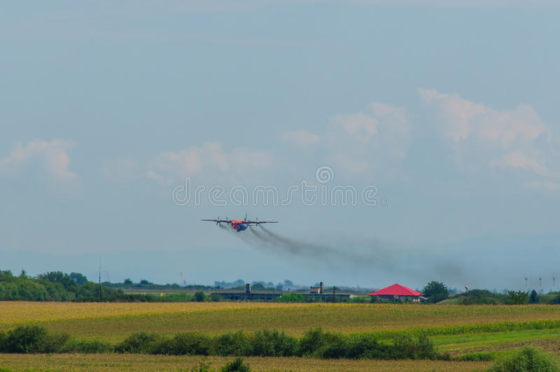 Plane spotting stock photography
