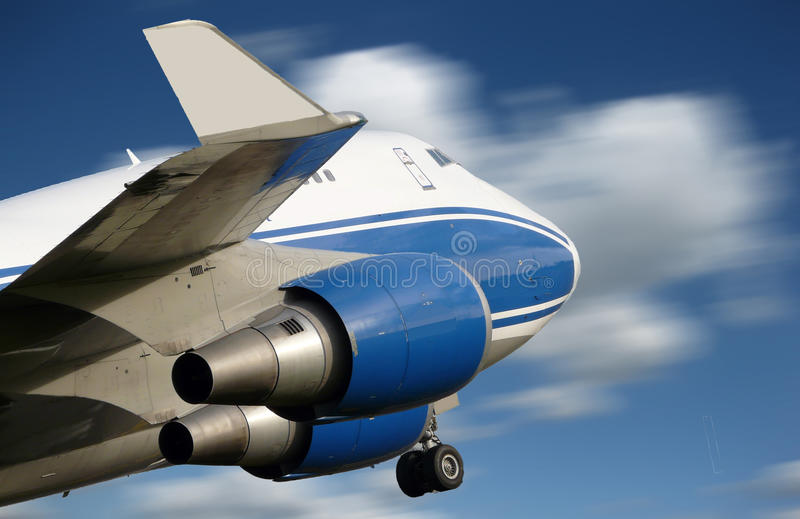 Download Plane taking off stock image. Image of aircraft, departure - 12073187