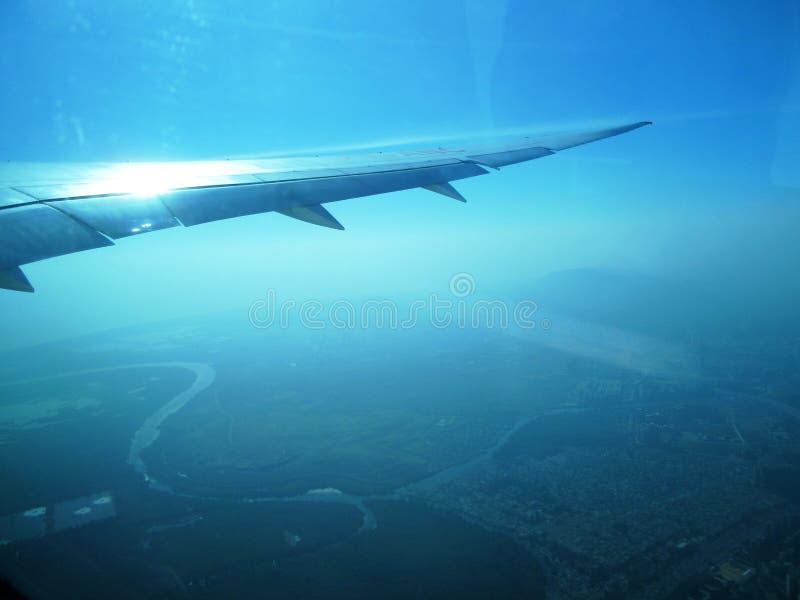 By plane, train, bus and Tuk Tuk through South India /. India stock image