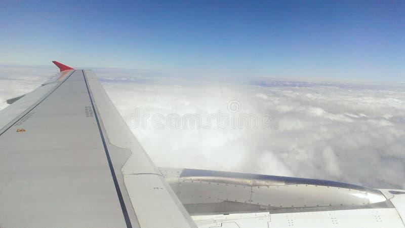 Plane view stock photos