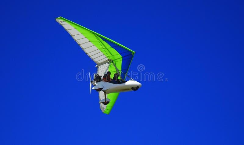 Planeador aerotransportado imagenes de archivo