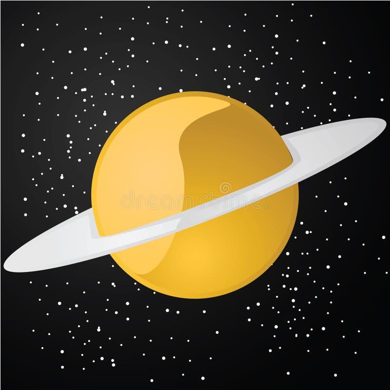 Planeet stock illustratie