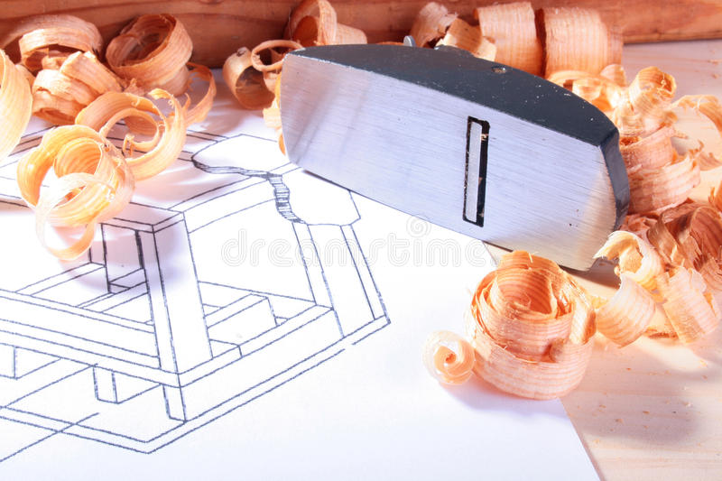 Download Planer stock image. Image of surface, timber, tool, carpentry - 11417871