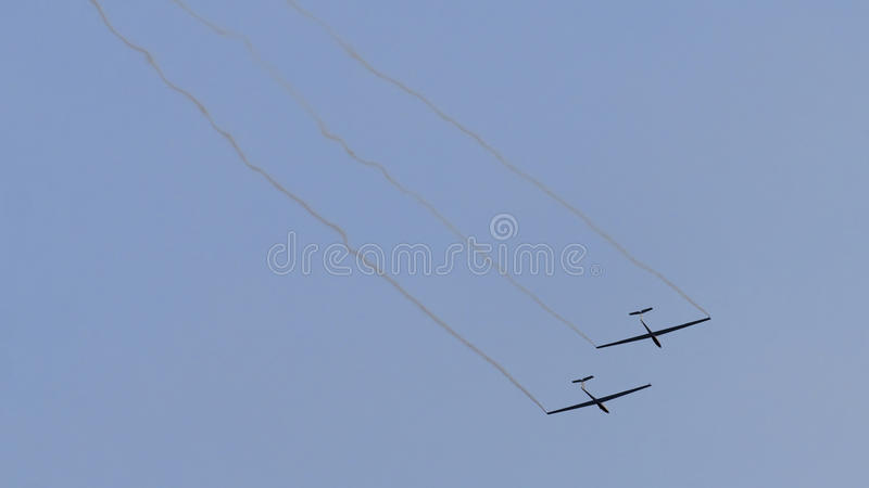 Download Planes On Airshow Stock Photo - Image: 42366335
