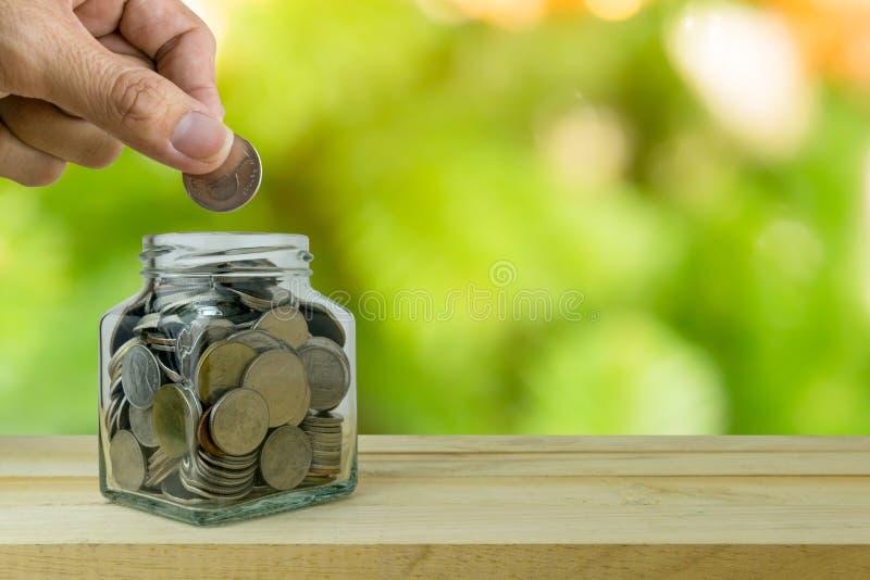 Planes de los ahorros, concepto financiero fotos de archivo libres de regalías